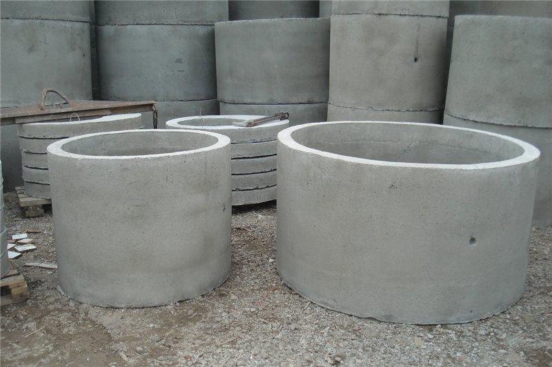 Кольца жби цена рязань плотность железобетонной плоской плиты
